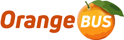 Orange Bus Logo